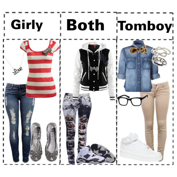 Girly Tomboy Fashion Tumblr Related Keywords Suggestions