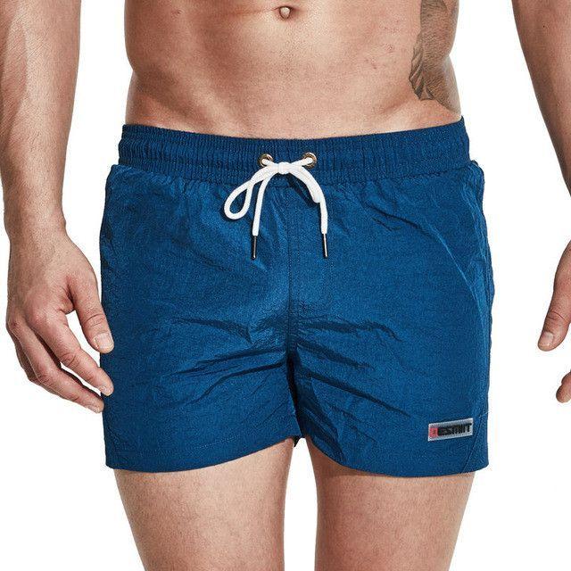6af971da70 Desmiit Swimwear Men Swimming Shorts for Men Swim Boxer Swimming Trunks  Nylon Light Thin Boardshort Beachwear