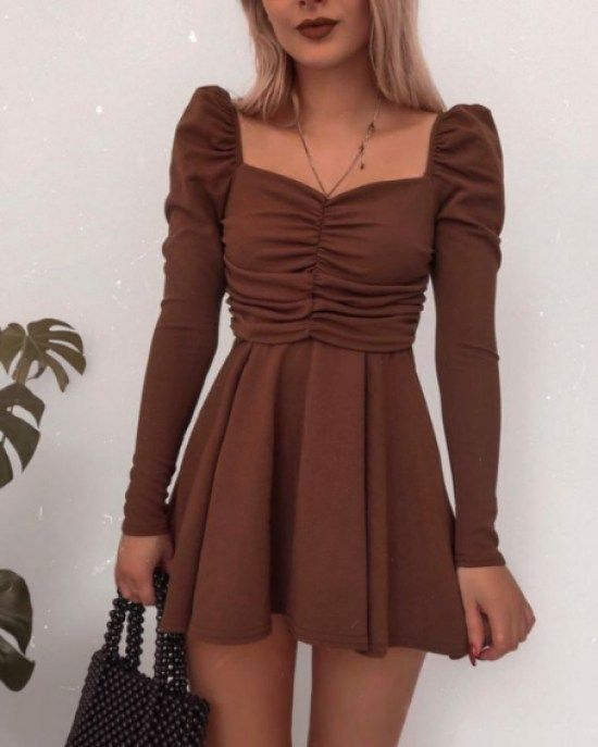 8 Cute Milkmaid Dresses To Add To Your Wardrobe – Society19 UK – Woow