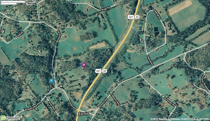 160 Friendship Rd Newport, TN Satellite Map and View - MapQuest