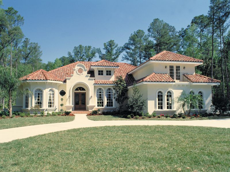 Beautiful Mediterranean Home Designs