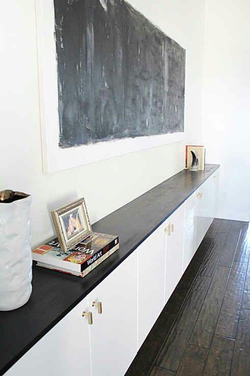 New Floating Kitchen Cabinets Ikea