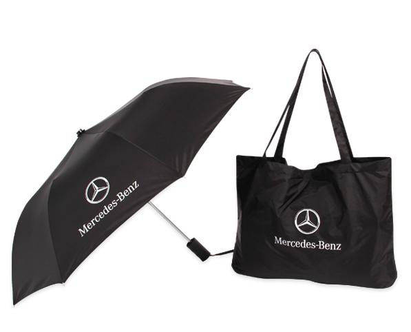 Mercedes benz tote bag umbrella genuine mercedes benz for Mercedes benz purse