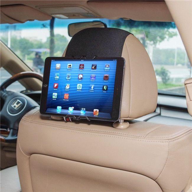 Ipad Halterung Auto Kopfstütze : universal smartphone tablet pc halterung kopfst tze ~ Watch28wear.com Haus und Dekorationen