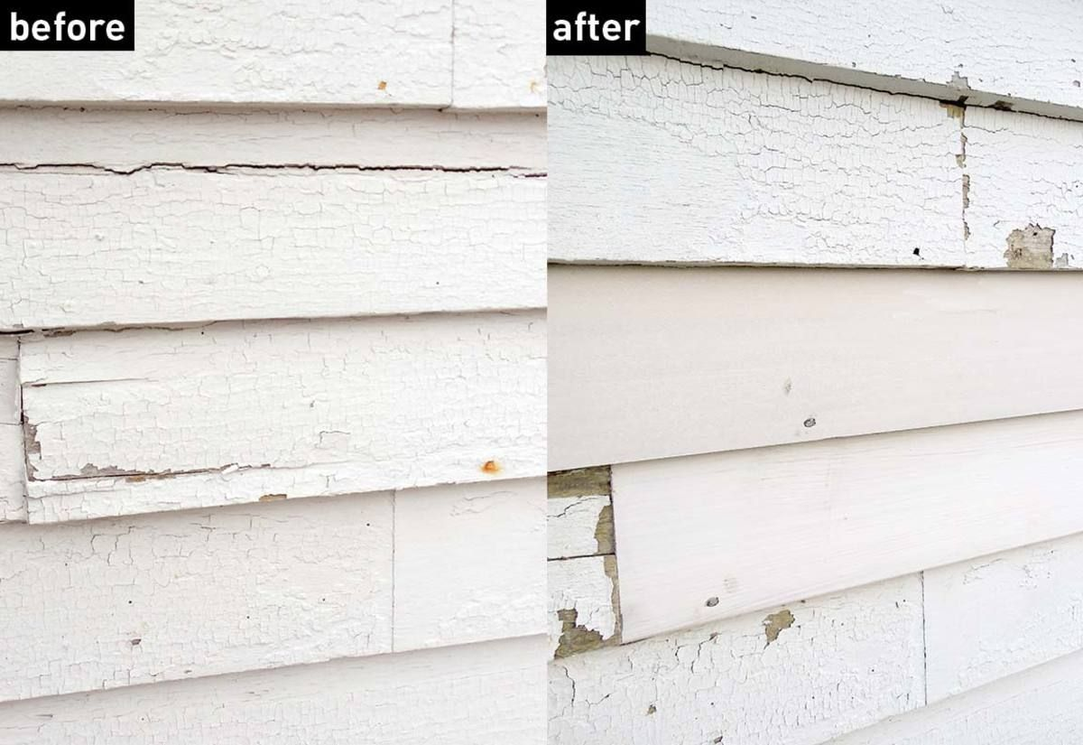 How To Replace Damaged Clapboards Clapboard Siding Clapboard House Exterior