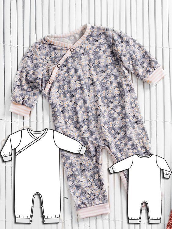 1e8a6663517d Cutie Pie  10 Sewing Patterns for Hip Babies