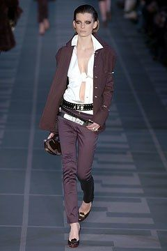 Fendi Fall 2004 Ready-to-Wear Collection Photos - Vogue