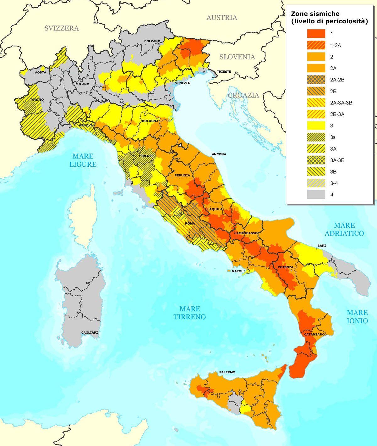 Italian earthquakes earthquakes in italy earth tremors italy