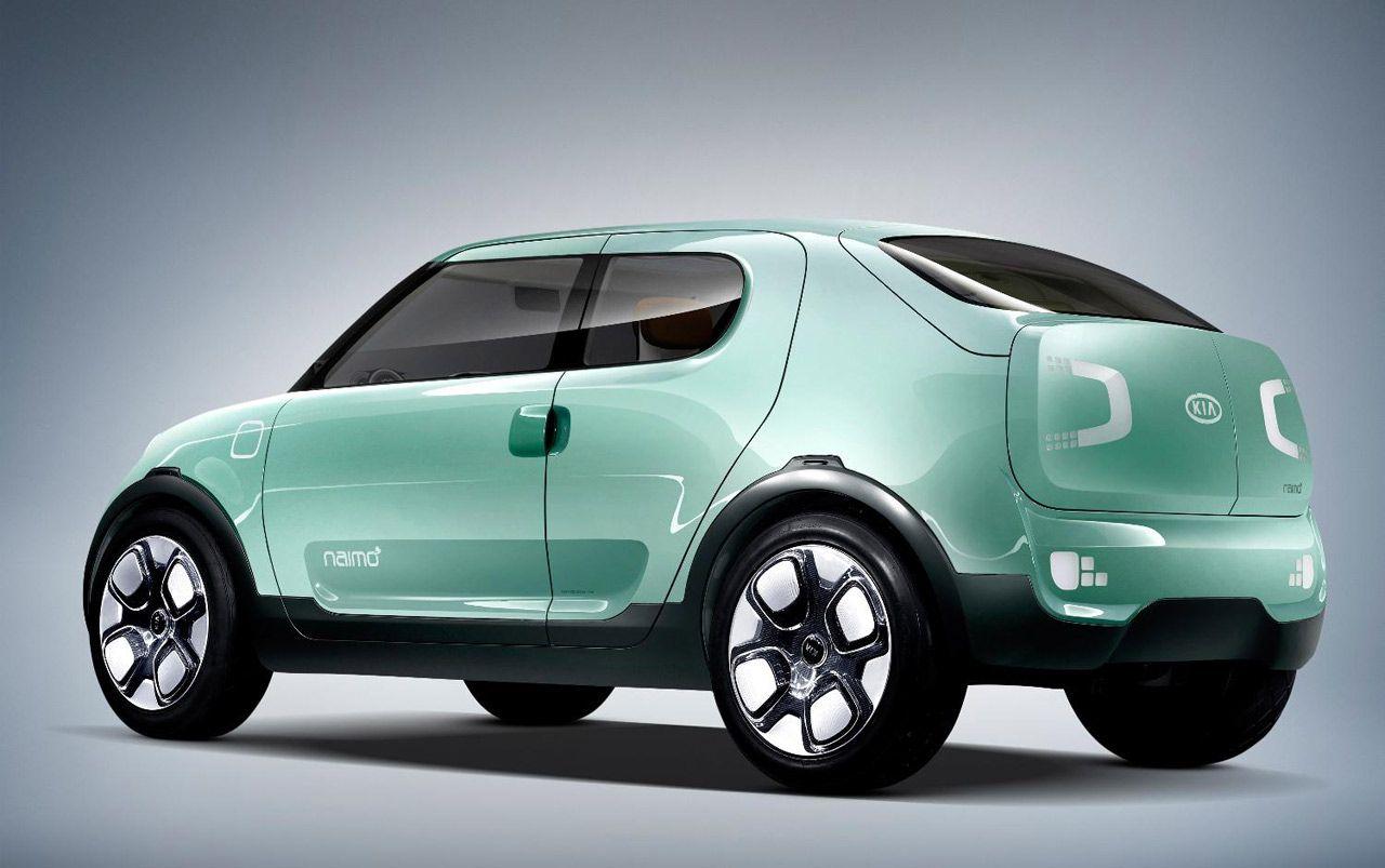 Kia Naimo Ev Concept Blame Top Gear Kia Motors Vehicles Concept Cars