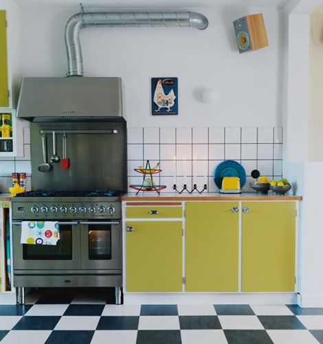 50`s Kitchen