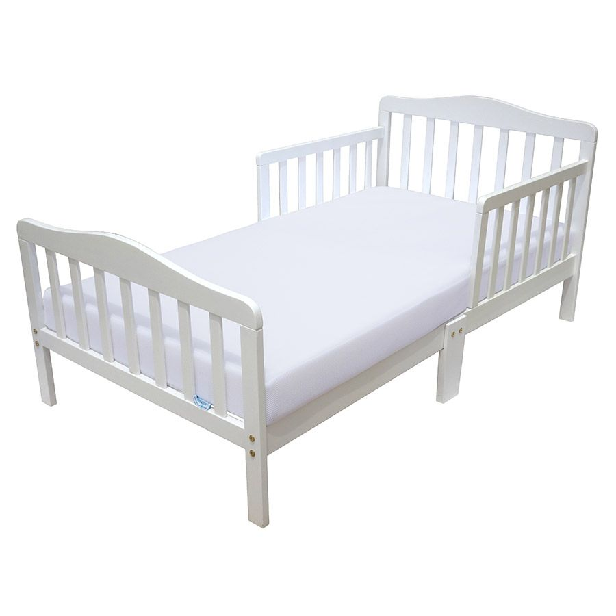 Babies R Us Finley Toddler Bed White Australia