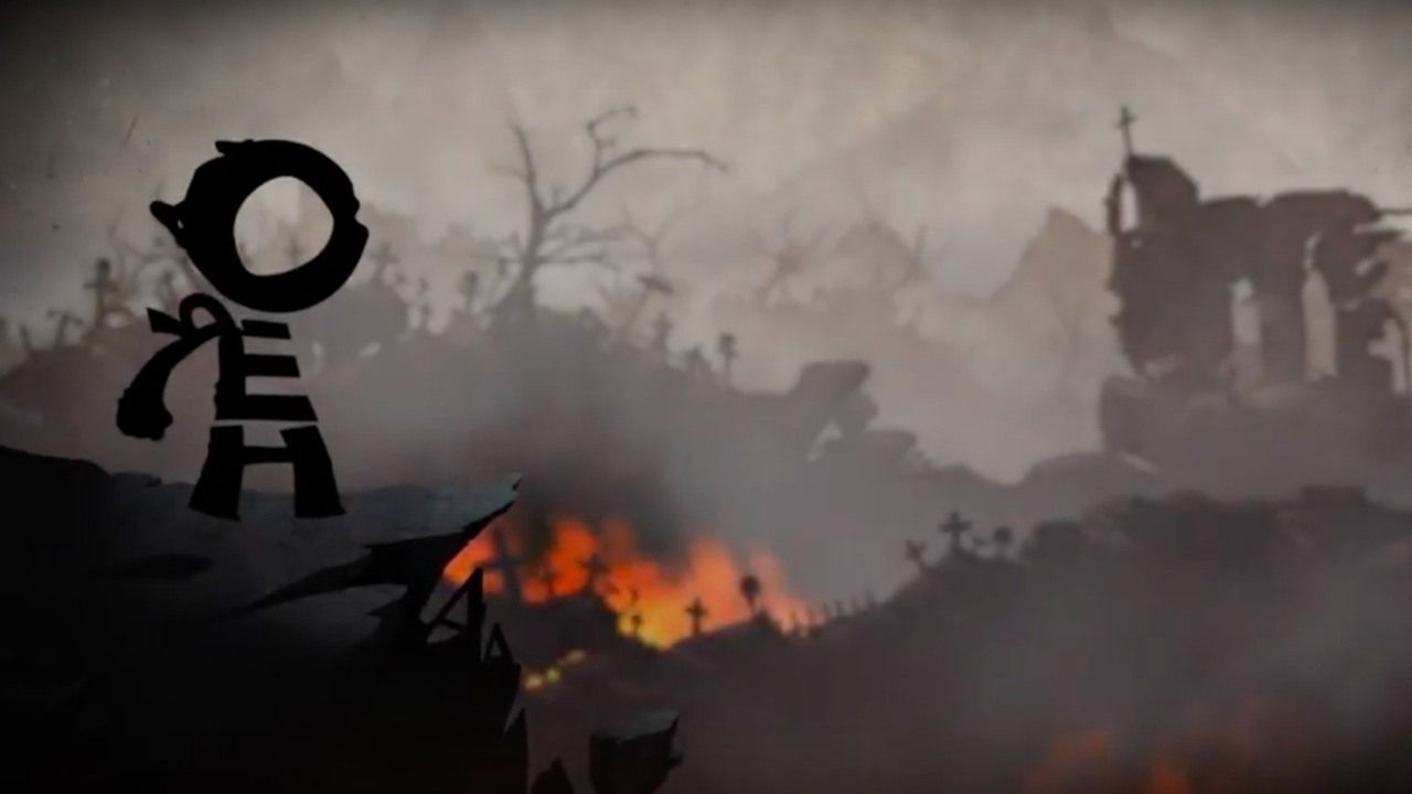 Typoman Official PS4 Launch Trailer The puzzleplatforming
