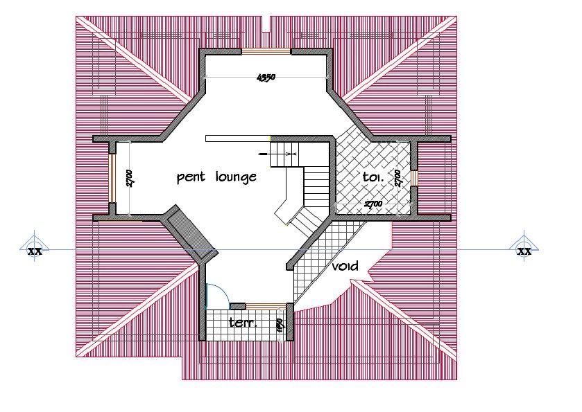 How To Construct Concrete Facial For Your Parapet Roof Project Properties Nigeria Parapet Construction Concrete
