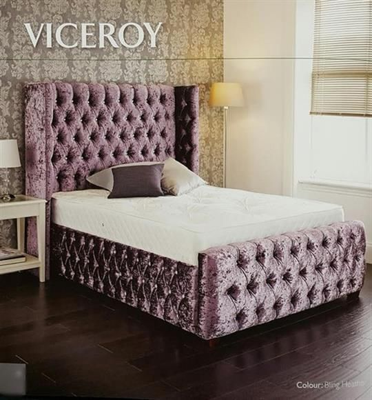 Elegant viceroy bed line UK £599 00 in London on Buy and Sell Pinterest For Your Plan - bedstead Style