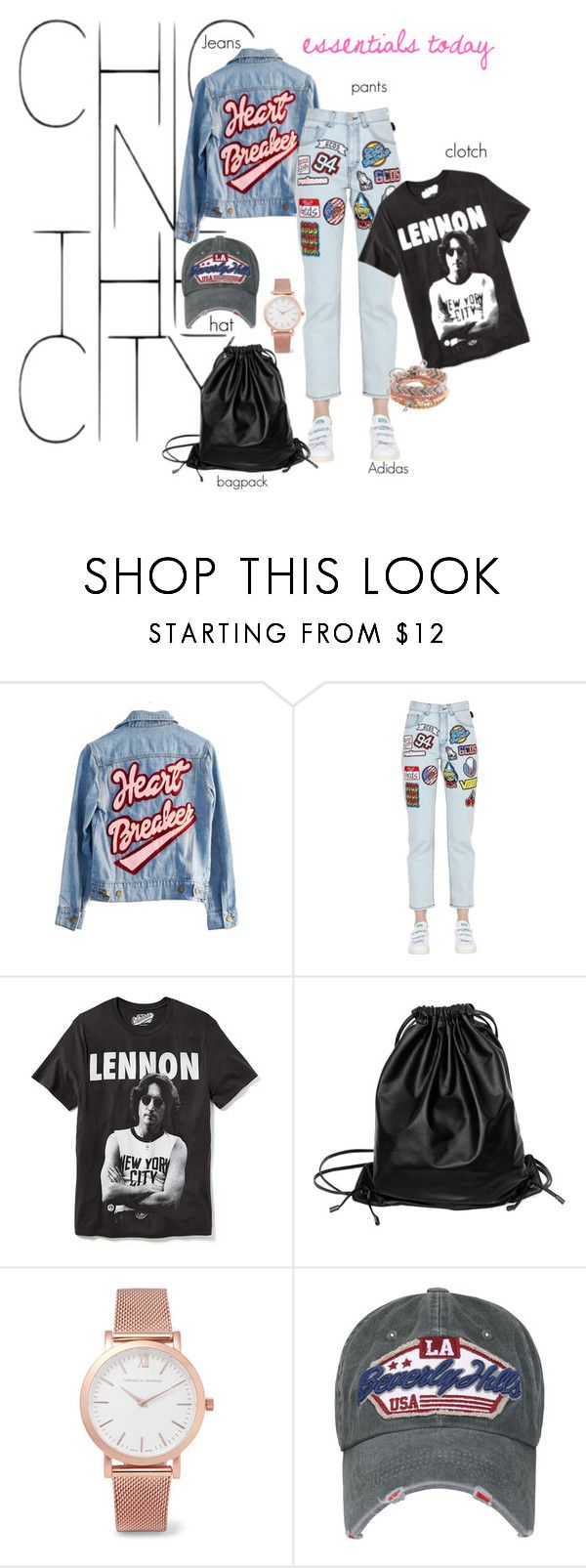 """""""BOYISH"""" by dierafl on Polyvore featuring High Heels Suicide, GCDS, Old Navy, Xenab Lone, Larsson & Jennings and Aéropostale"""