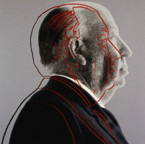 Alfred Hitchcock (1974), Andy Warhol