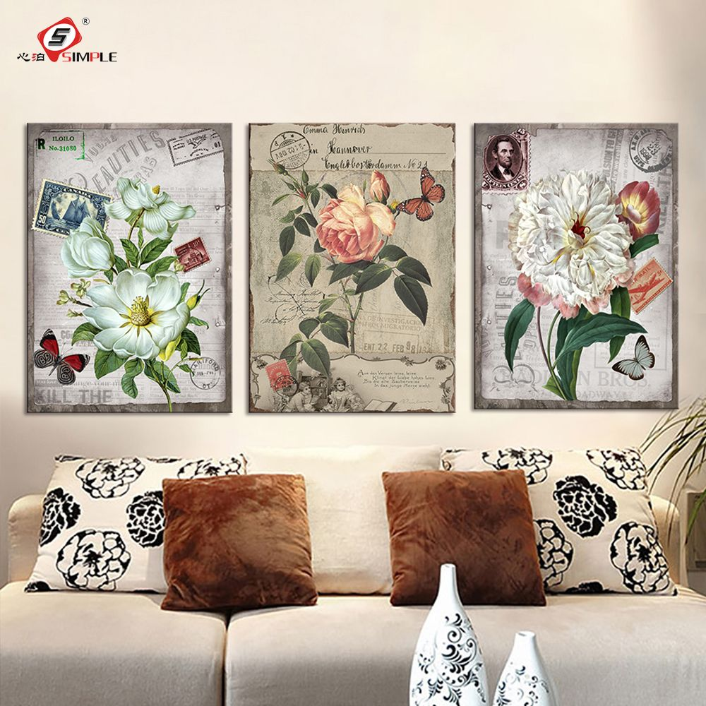 How to Discount Original Price US $11 39 Canvas Painting 3