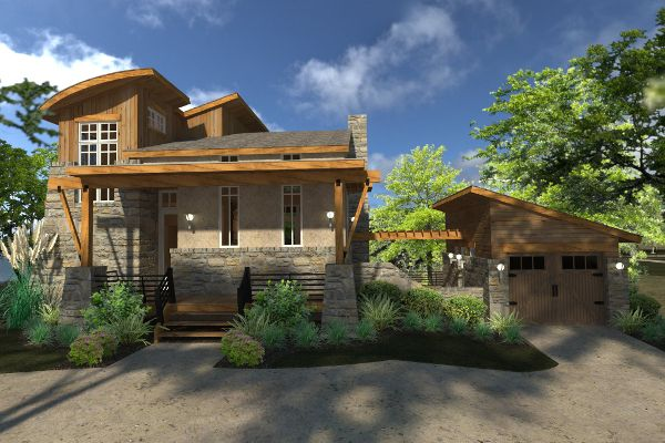 Hill Country Cottage Contemporary House Plans Tuscan House Plans Tuscan House
