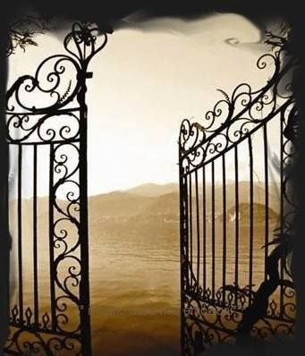 Pin By Sarah Achterberg On Barns Wrought Iron Fences Wrought