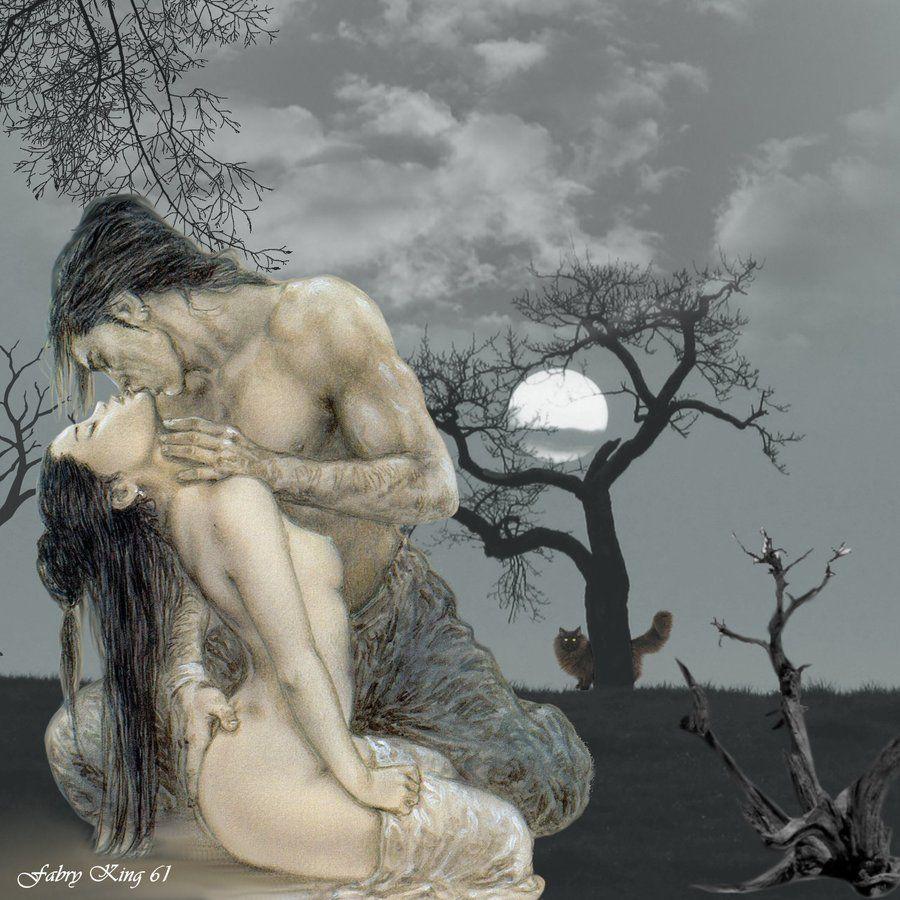 Dead moon louis Royo