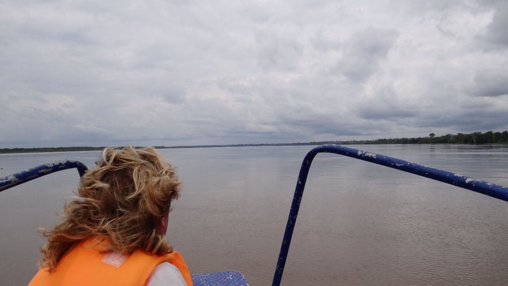 Travel Up The Mighty Amazon River To The Muyuna Amazon Lodge For