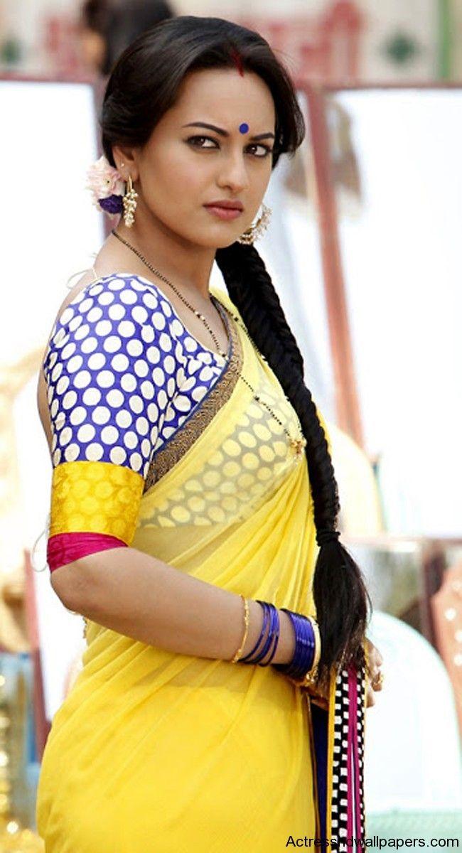 Killer Look Of Sonakshi Sinha From Dabang 2 Actress Wallpapers