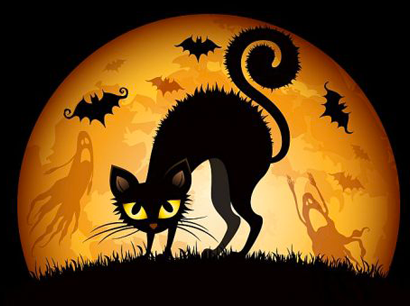 The fear of Halloween is called Samhainophobia. Defined as a ...