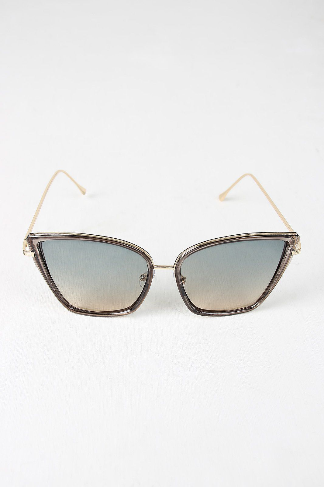 Dainty Starlet Cat Eye Sunglasses Products