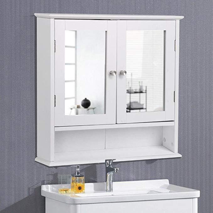 40++ Yaheetech bathroom wall cabinet custom