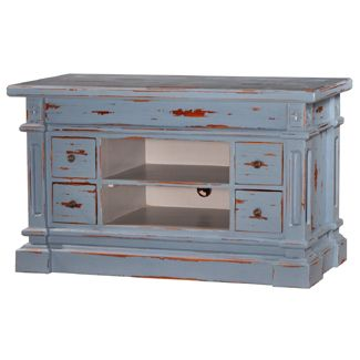 Farmhouse Plasma TV Stand [BR24685]   $895.00 : The Painted Cottage,  Vintage Painted