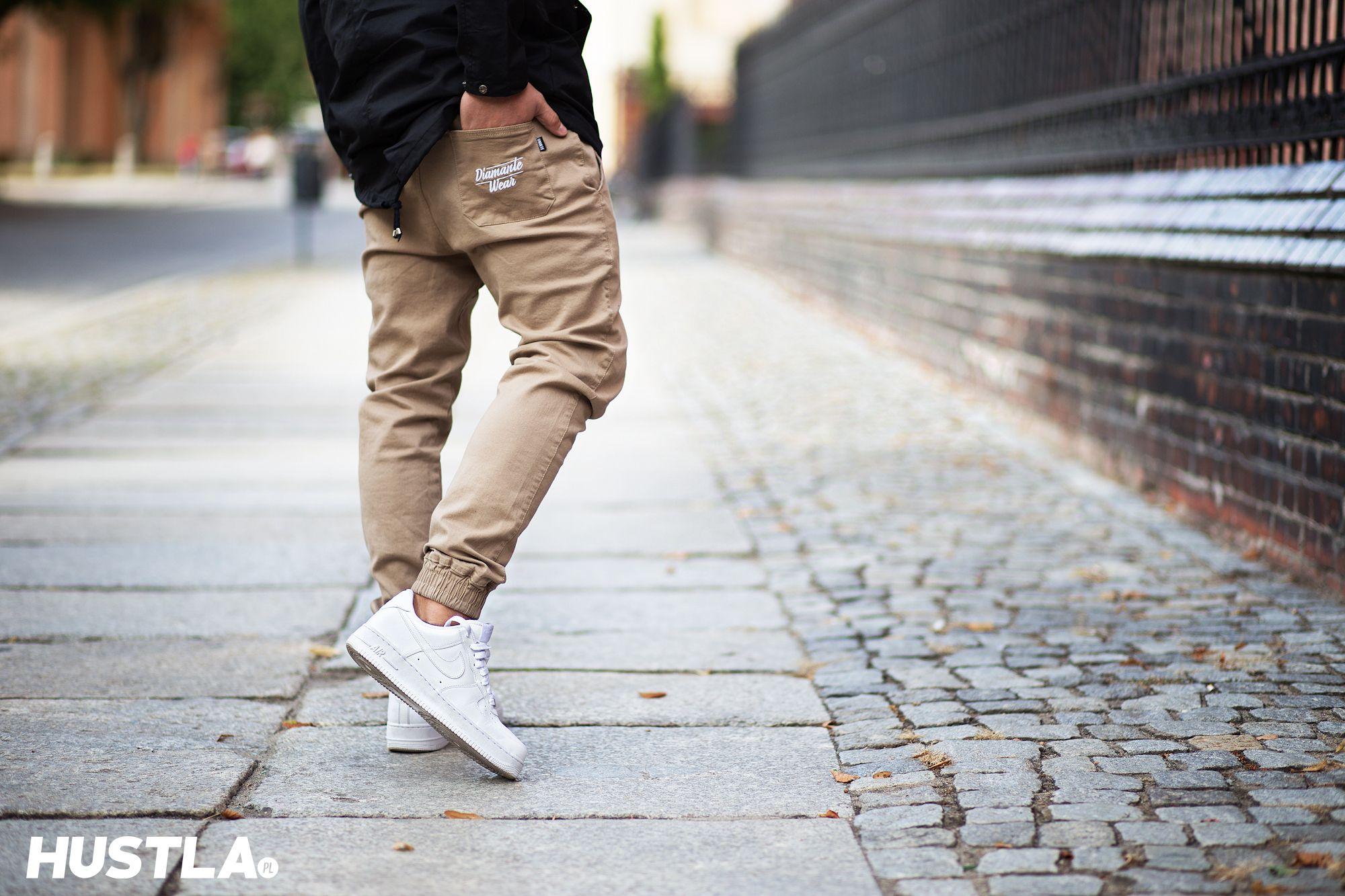 Diamante Wear Jogger Pants Fall 15 Diamantewear Diamante Wear Jogger Joggerpants Streetwear Streetfashion Snea Mens Outfits Street Style Jogger Pants