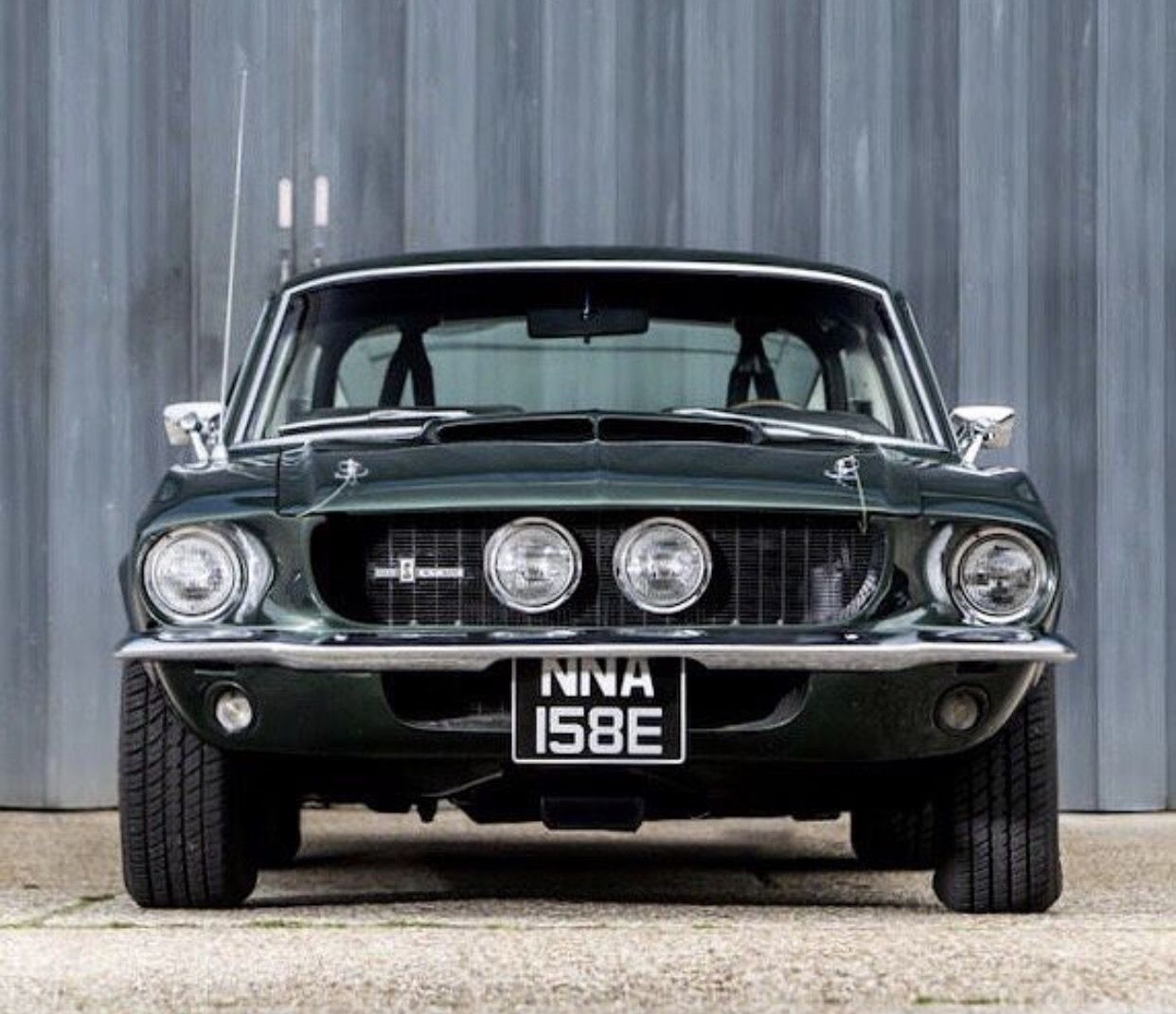 Ford Mustang | I ♡ US Muscle Cars | Pinterest | Ford mustang, Ford ...