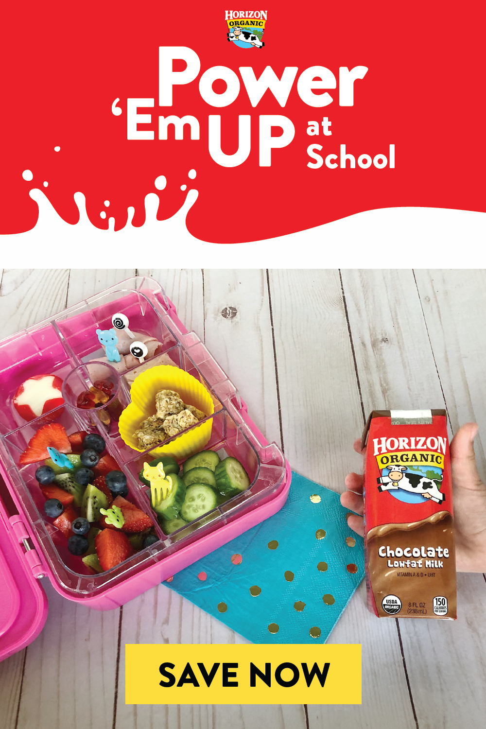 Surprise your little scholar with a backtoschool bento