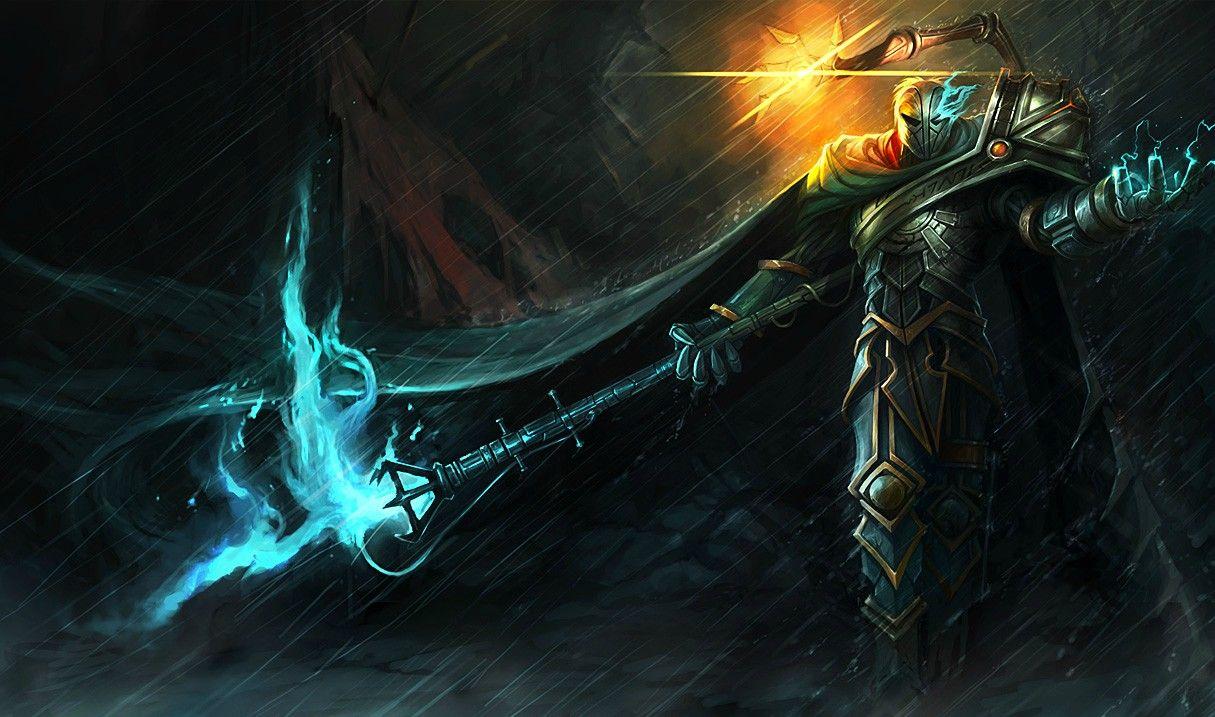 League of Legends Wallpaper Victor