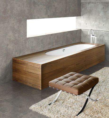 Top Rechteckige Badewannenverkleidung / Holz AC.OB ACHEO | koupelny HI05