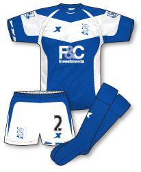 True Colours Football Kits » 2010-11 Blues Kit  dbad8a4a8