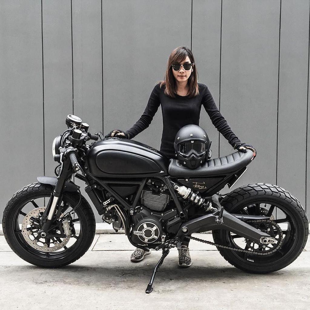 Pin By Diogo Fabrizzio On Moto Ducati Scrambler Custom Ducati Scrambler Custom Cafe Racer
