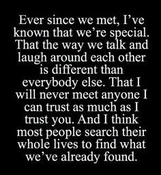 Superbe Found True Love Quotes Awesome U0026 I Think Most People Search Their Whole  Lives To Find