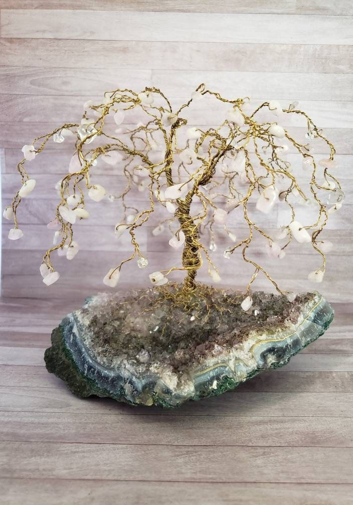 "Custom Order Willow Gem Trees / 710"" Tall / For Wedding"
