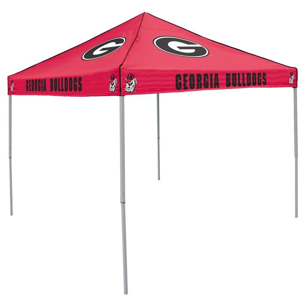 NCAA Georgia Bulldogs Logo Brands Team Color 9x9 Canopy Tent  sc 1 st  Pinterest & NCAA Georgia Bulldogs Logo Brands Team Color 9x9 Canopy Tent ...