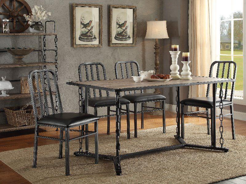 Jodie Dining Set   Just Like Home Affordable Furniture