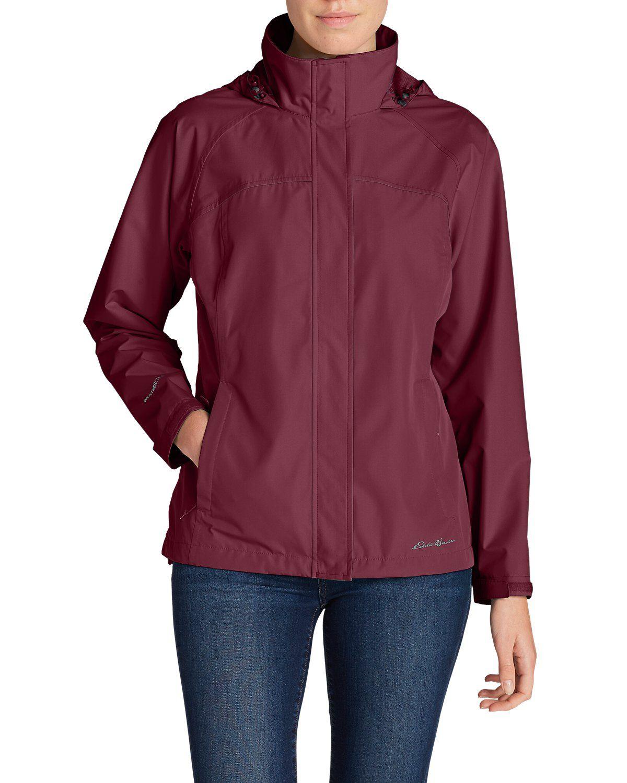 Women's Rainfoil Packable Jacket Eddie Bauer Packable