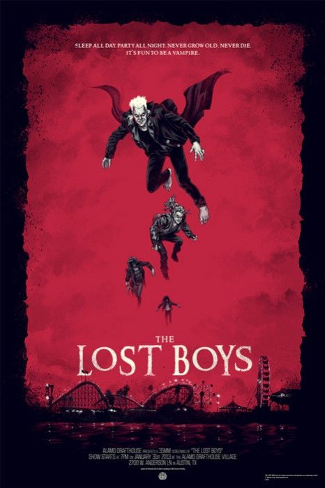 The Lost Boys Lost Boys Movie Movies For Boys Lost Boys
