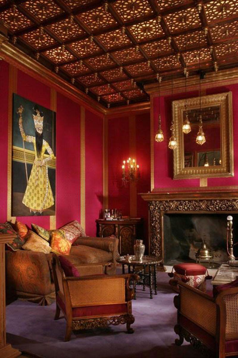 Luxury Arabian Style Home Decorating Ideas