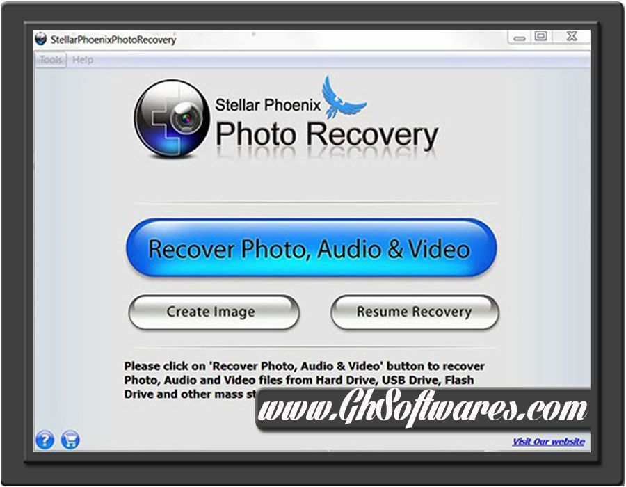 Stellar Phoenix Photo Recovery 6 0 Software Free Download From My