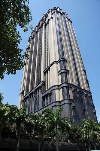 Art Deco Skyscraper Singapore