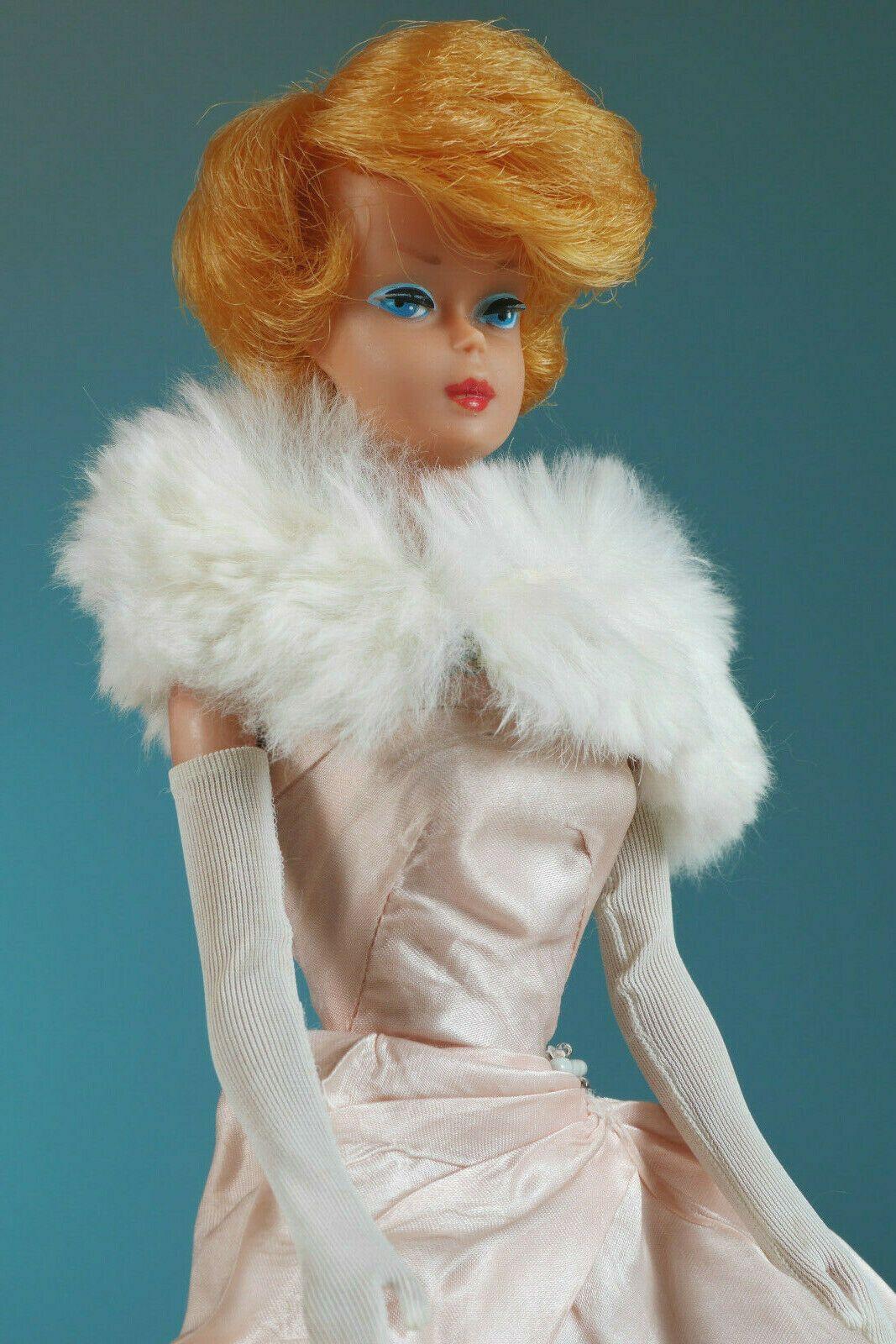 Vintage Barbie Bubblecut Sidepart Strawberry Blonde Ebay Vintage Barbie Mattel Sidepart Ebay Vintage Barbie Dress Vintage Barbie Clothes Vintage Barbie