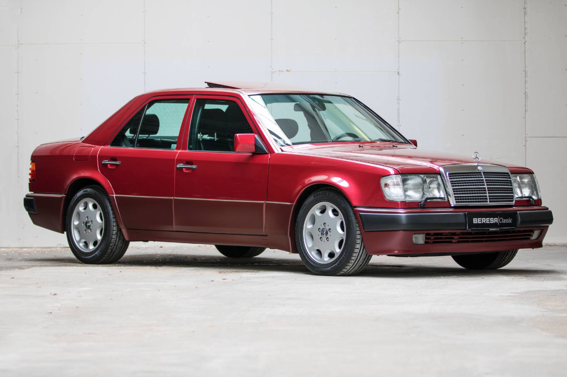 Consignatie oldtimer of youngtimerMercedes-Benz 500E - thecoolcars ...