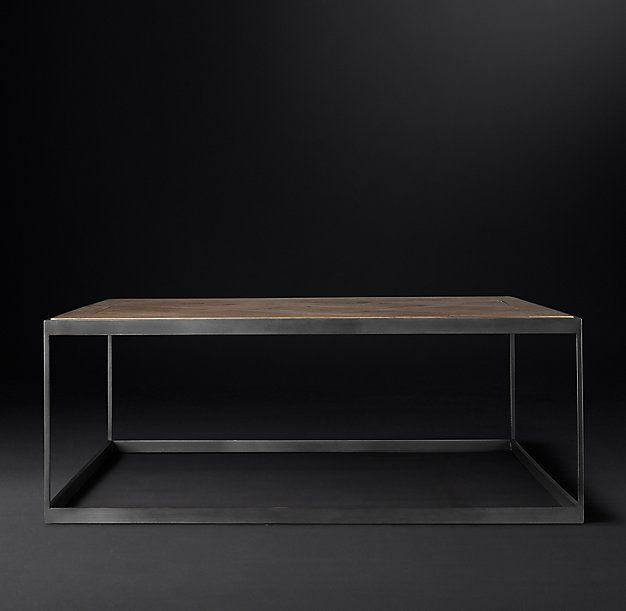 Reclaimed Oak Parquet Coffee Table Coffee Table