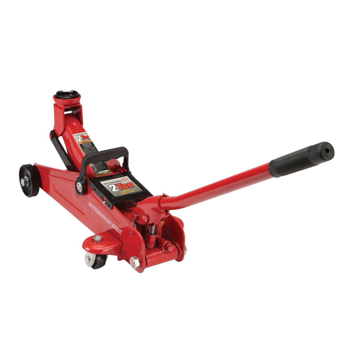 Pittsburgh Automotive 68783 2 Ton Compact Trolley Jack